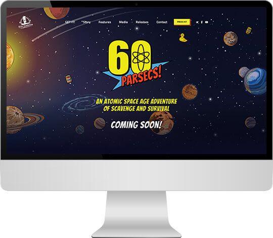 6d7c1c96e9 Strona internetowa 60 Parsecs!